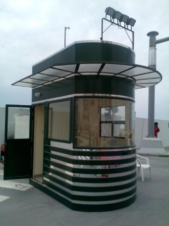 Portable Security Cabins   Portacabin UAE
