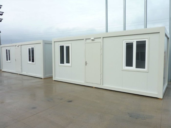 Prefab houses for Rent
